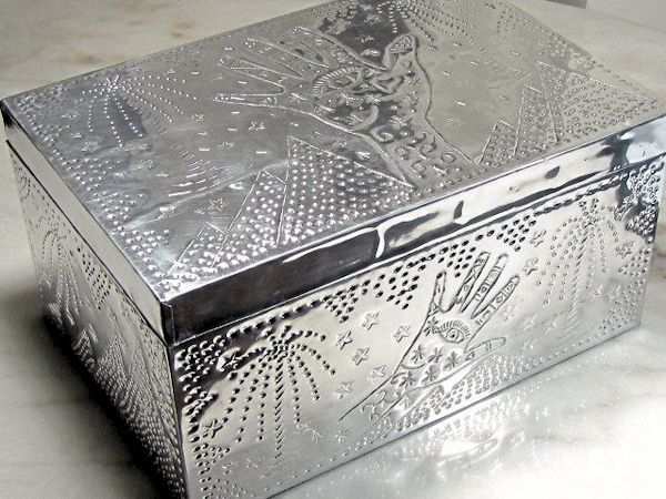 Metal Boxes Home Decor Metal Boxes Nomad Gallery Egypt Custom Decorative Metal Boxes With Lids