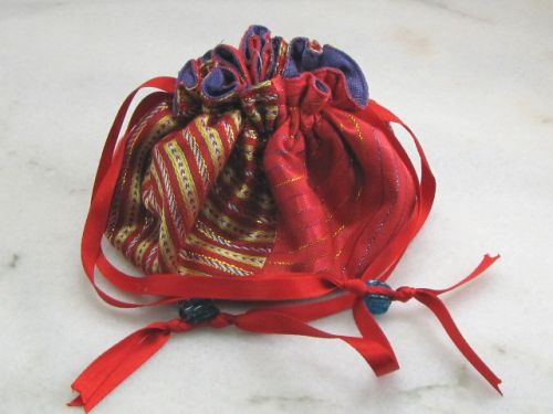 Jewelry Travel Pouch
