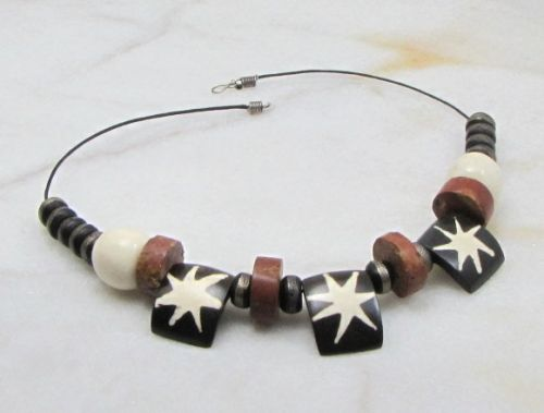 African Inspired Necklaces